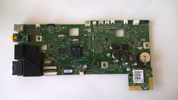 Placa Lógica Hp Officejet Pro 8600