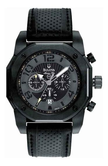 Relógio Bulova Cronógrafo Wb31238p *marine Star