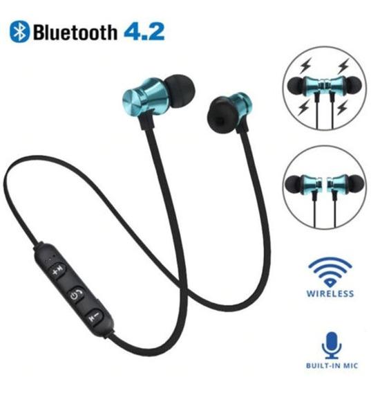 Fone De Ouvido Bluetooth Wireless Estéreo Sem Fio Cores Dvs