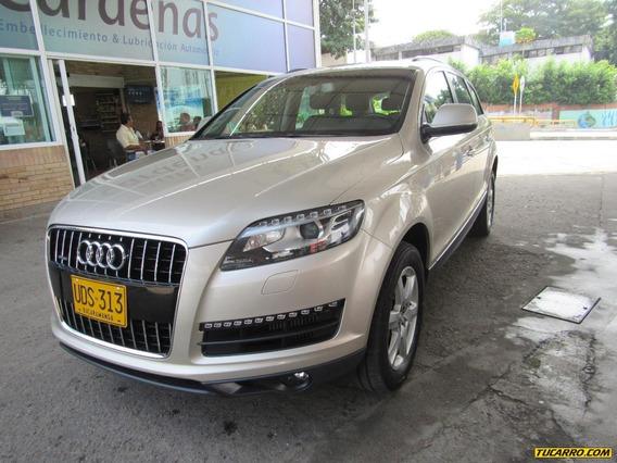 Audi Q7 Tdi Quatro