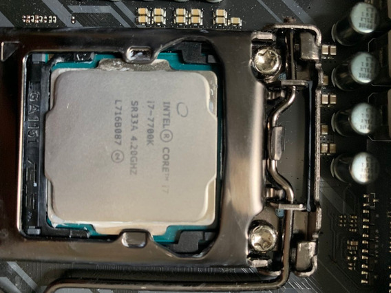 I7 7700k 4.2 Ghz 8m Cache 8g Ram Ddr4 Pm Prime Z270m