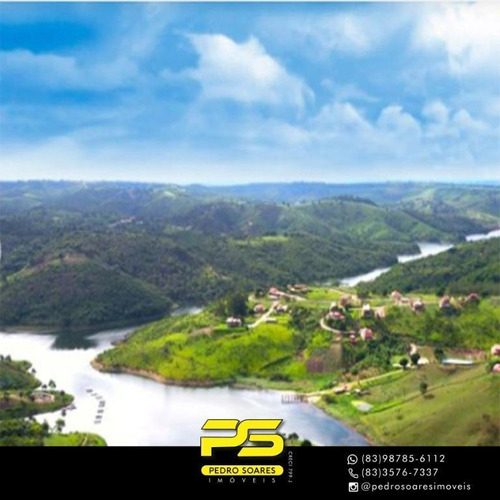 Imagem 1 de 7 de Terreno À Venda, 574 M² Por R$ 85.000 - Zona Rural - Areia/pb - Te0169