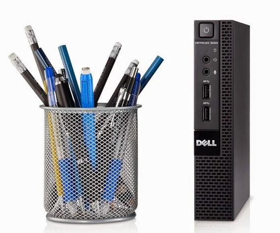 Micro Pc Dell 3020 I3 4°ger. 8gb 120gb Desktop Top