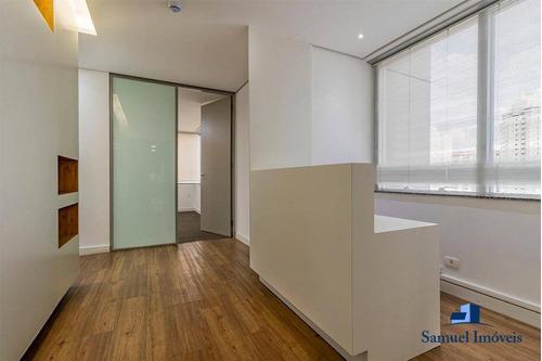 Imagem 1 de 9 de Conjunto Para Alugar, 72 M² Por R$ 9.423,70/mês - Itaim Bibi - São Paulo/sp - Cj0484