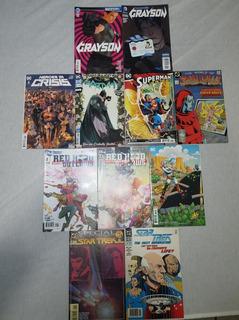 Lote De Comics (dc, Marvel, Independientes)