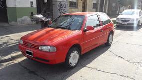 Volkswagen Gol 1.6 3 P Aa Dh Año 1997