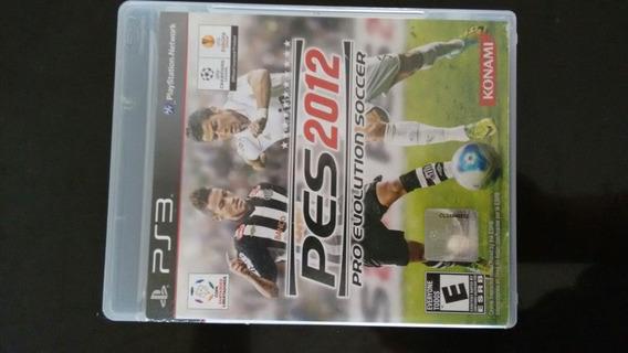 Jogo Pes 2012 - Original