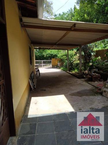 Imagem 1 de 2 de Casa Com 7 Dormitórios À Venda, 381 M² Por R$ 530.000,00 - Enseada - Ubatuba/sp - Ca0007