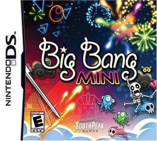 Juego Digital R4 Nintendo Ds Big Bang Mini