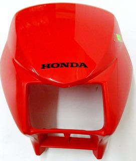 Cupulina Honda Bros Rojo