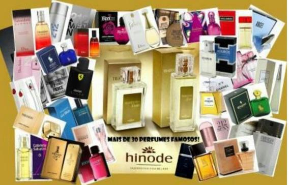 Hinode-cosméticos E Perfumes Importados..frascos Com 100ml