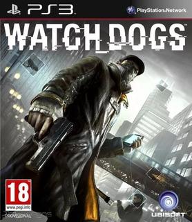 Watch Dogs Ps3 (entrega Inmediata)
