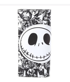Monedero Cartera El Extraño Mundo De Jack Nightmare Before