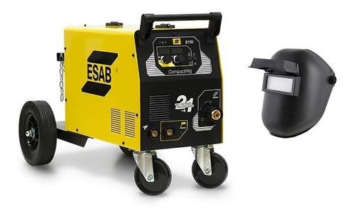 Sistema Inversor Esab Compact Mig 215amp