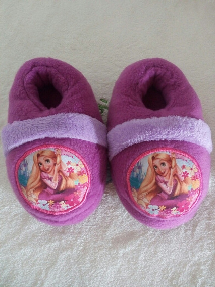 Pantuflas Babuchas Niñas Hello Kitty Minnie Frozen Osita