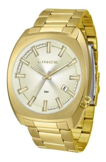Relógio Lince Mrg4585s-c1kx - Dourado