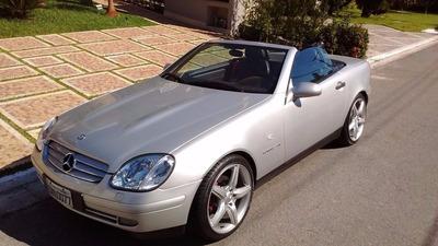 Mercedes Slk230 1997 Kompressor Conversível 2.3 193cv