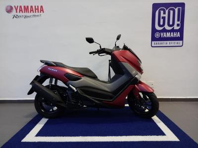 Yamaha Nmax 160 | Vermelho 0km