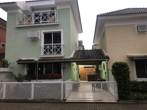 Casa Em Condomínio Para Venda No Recreio Dos Bandeirantes Em - 000931