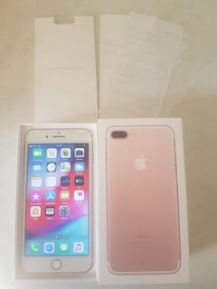 iPhone 7 Plus 128gb Usado Original Rose Desbloqueado Oferta