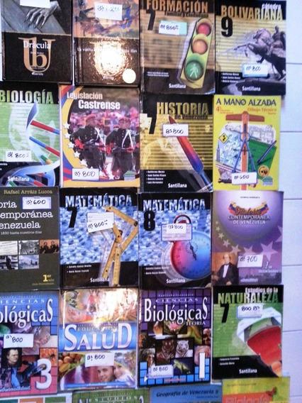 Libros Libro Escolares Bachillerato 1er 2do 3er 4to 5to Año