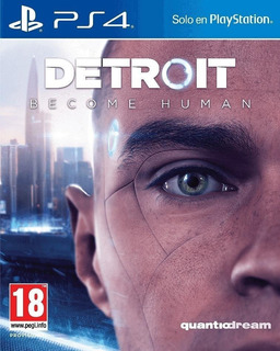Detroit: Become Human Ps4 Fisico Playstation 4