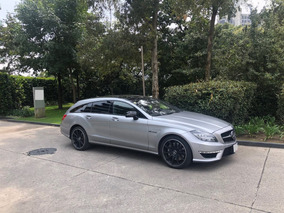 Mercedes Benz Cls 63 Amg Shooting Brake Unico 557hp