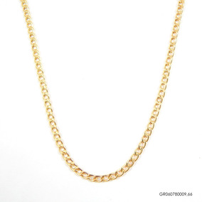 Corrente Groumet Masculina Ouro 18k Gro60780009,66
