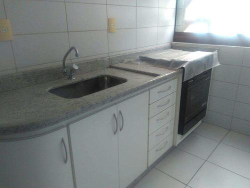 Imagem 1 de 16 de Apartamento Com 2 Dorms, Itararé, São Vicente - R$ 320.000,00, 57m² - Codigo: 447 - V447