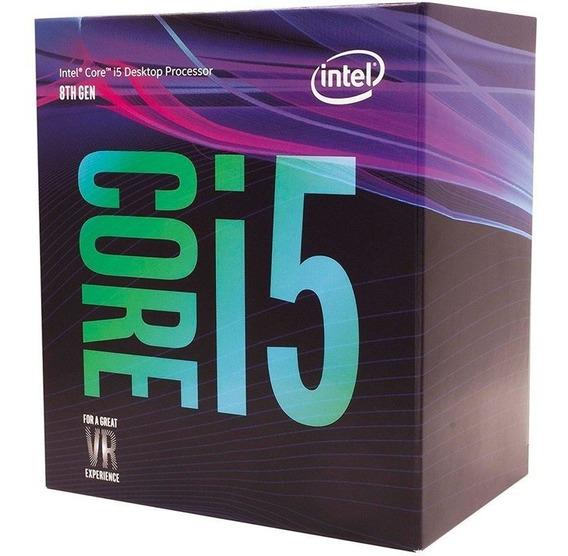 Processador Intel Core I5 8400 Lga 1151 2.80ghz 8 Geração