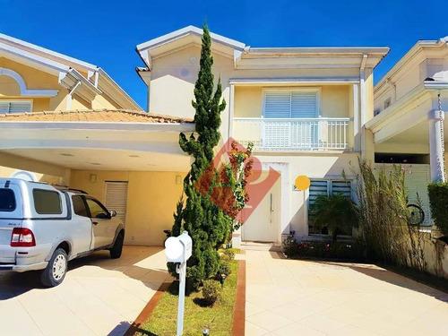 Imagem 1 de 24 de Casa Com 4 Dormitórios À Venda, 420 M² Por R$ 2.700.000,00 - Gênesis 1 - Santana De Parnaíba/sp - Ca1125