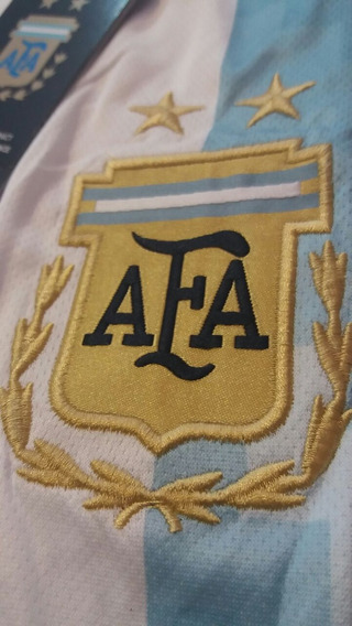Camiseta Argentina + Ticket Semi Final En Moscu De Regalo