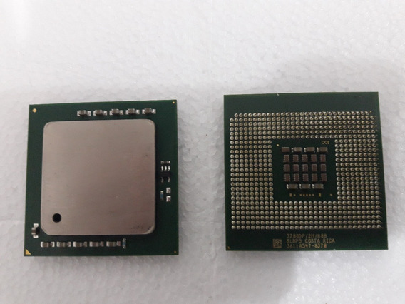 Processador Intel Xeon 3.2ghz|2m|800 - Sl8p5 Socket 604