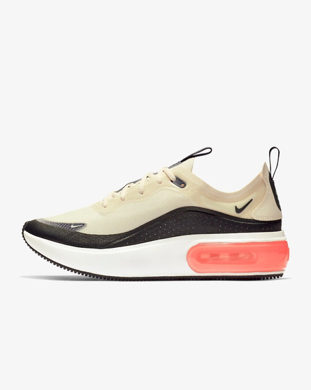 Zapatillas Nike Mujer Air Max Dia Beige Envio Gratis F