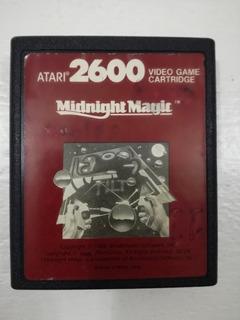 Juego Clásico Midnight Magic Para Atari 2600 J18