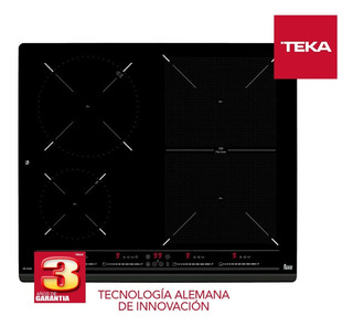 Anafe Teka De Induccion Izf6420 60cm 5 (4 + Flexi) Zonas