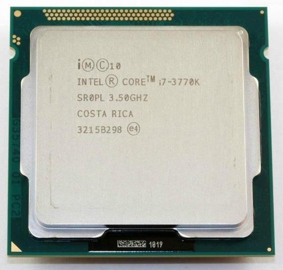 Processador Intel Core I7-3770k 1155 Terceira Geração
