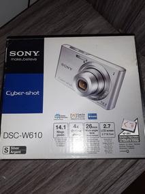 Filmadora Samsung E Câmera Fotográfica Sony Cyber Short