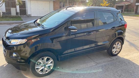 Ford, Ecosport Titanium 2.0, 2015