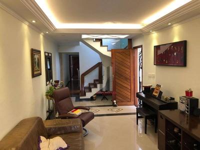Sobrado Com 3 Dormitórios À Venda, 220 M² Por R$ 1.395.000 - Parque Da Mooca - São Paulo/sp - So1333