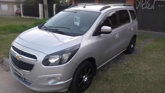 Chevrolet Spin 1.8 Lt 5as 105cv 2015