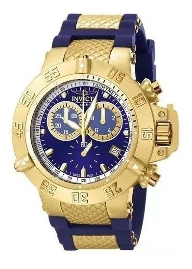Relógio Ttg6974 Invicta Subaqua Noma 5515 Original Com Caixa
