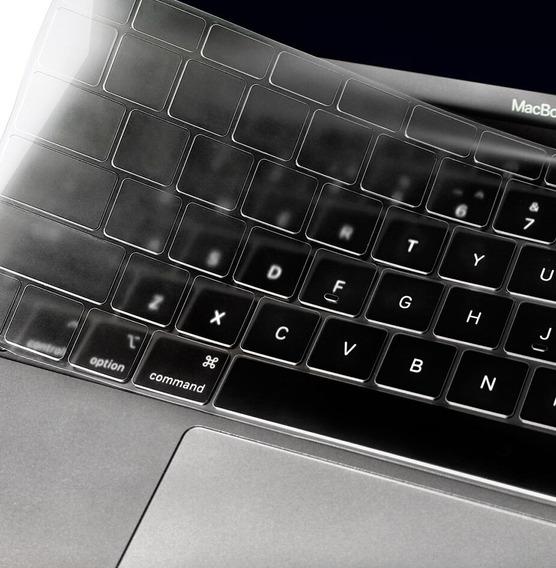 Proteção Para Teclado New Macbook Pro 13 Sem Touch Bar A1708