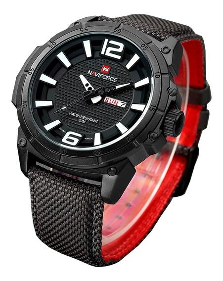 Relógio Naviforce Importado Original Prova D