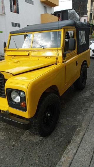 Vendo Land Rover Santana