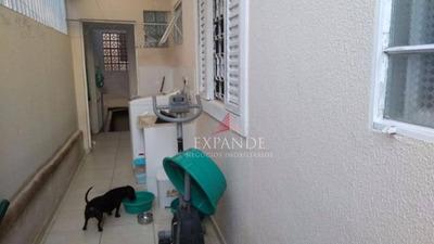 Casa Com 2 Dormitórios Para Alugar, 133 M² Por R$ 1.100/mês - Jardim Bela Vista - Bauru/sp - Ca0434
