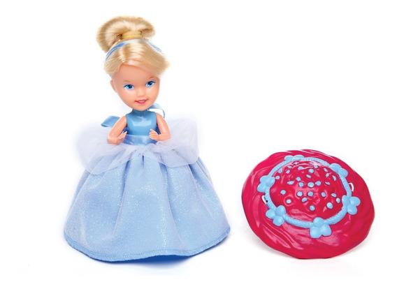 Cupcake Surpresa Cinderela Princesas Disney - Bonellihq L18