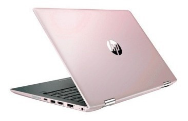 Notebook Hp 14-cb163 Cel-n3060 4gb 32ssd 14p W10 Rose Gold