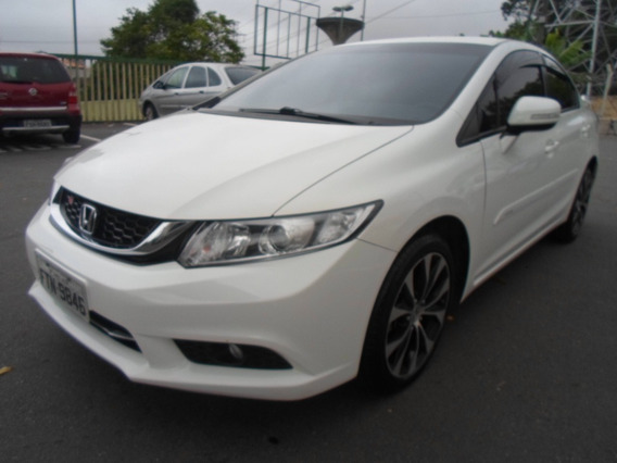 Honda Civic 2.0 Lxr Automático Flex