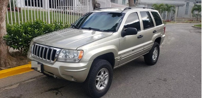 Jeep Grand Cherokee 2004 (impecable) 4x4